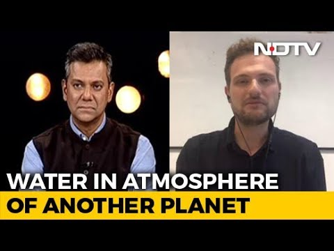 Water On Distant Planet: Can It Support Life? | Left, Right & Centre