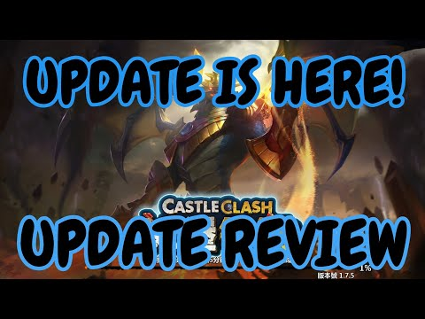 Update Review L 2 New Heroes L Pet Traits L Castle Clash