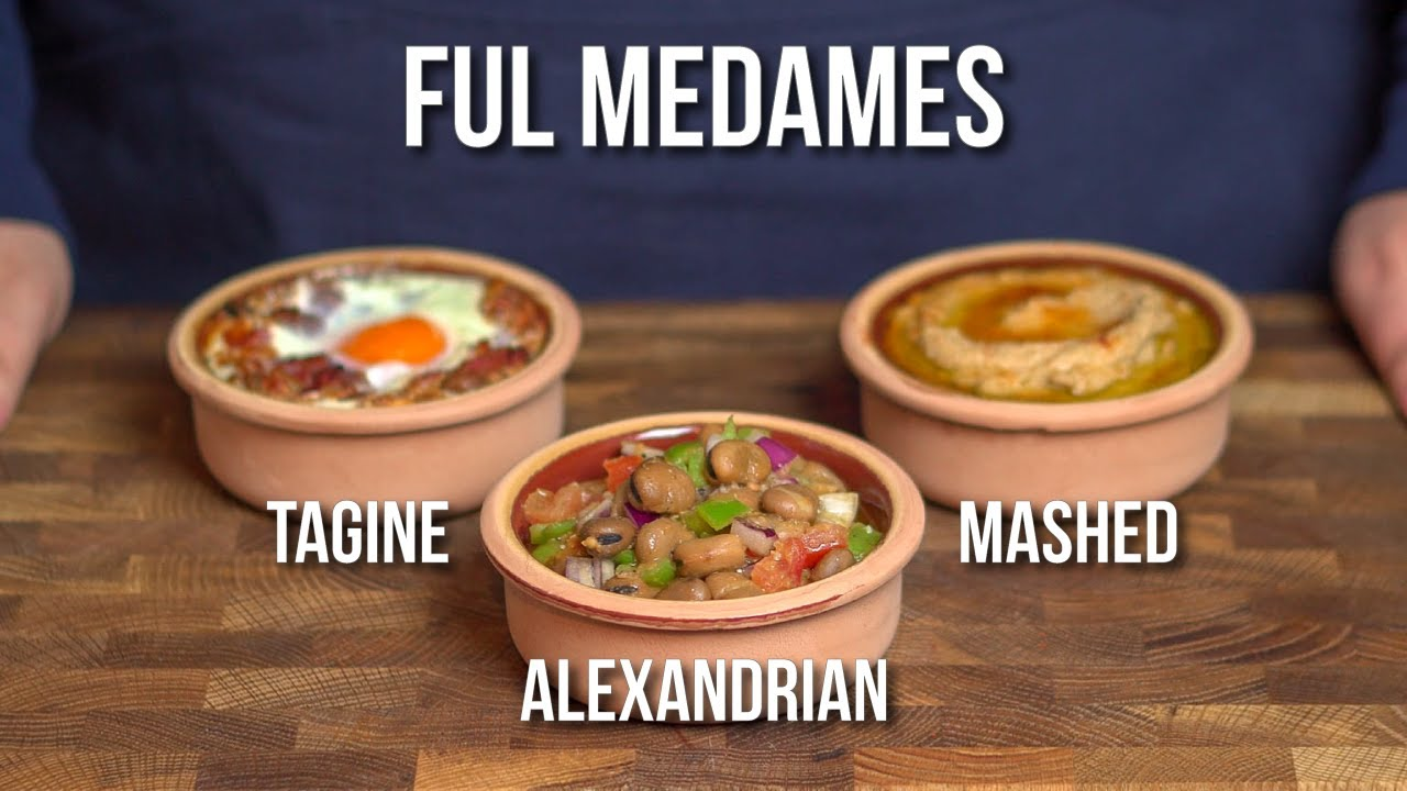 Download Ful Medames - Fava beans served 3 DELICIOUS ways