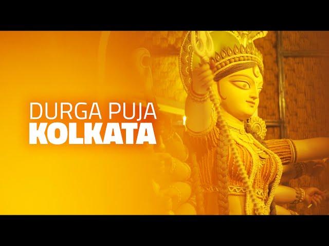 Ethereal: Durga Puja Filmic | Kolkata