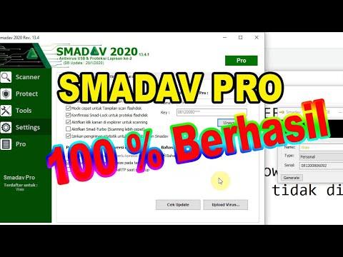Cara Merubah Smadav Free Menjadi Smadav Pro Semua Versi Gratis Youtube