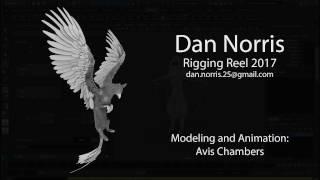 Dan Norris Rigging Reel 02/2017