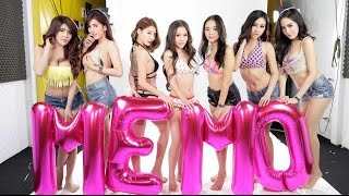 แนะนำตัวสาวๆ MEMO 7 Sisters 2015