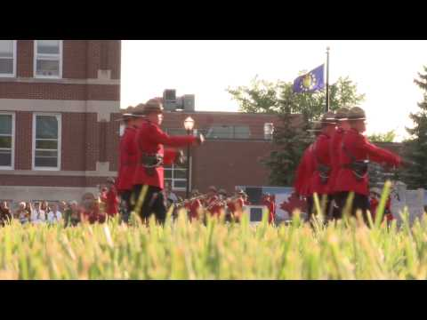 The RCMP - Saskatchewan, Canada