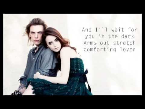 Waiting - Jamie Campbell Bower (Lyrics)