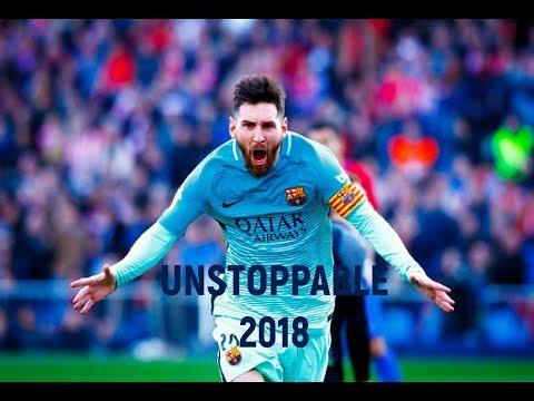 Lionel Messi -The Score -Unstopable | Skills & Goals 2017/2018 | HD