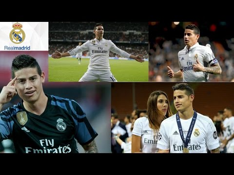 JAMES RODRIGUEZ - TRIBUTE - BEST SKILLS AND GOALS FOR REAL MADRID