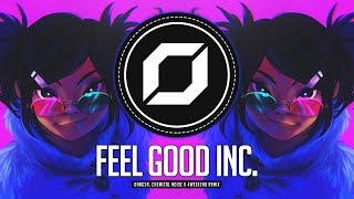 PSY-TRANCE ◉ Gorillaz - Feel Good Inc. (Dang3r, Chemical Noise & 4weekend Remix)