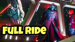 Rise Of The Resistance Full Ride Through Reaction Video | Hollywood Studios