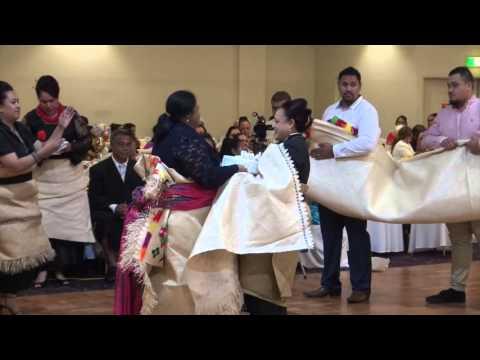 Ouau Keke Mali 'o Mr Tevita Mapapalangi Jnr - Cake Ceremony