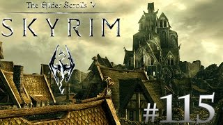 The Elder Scrolls V: Skyrim с Карном. #115 [Лидия, я дома!]