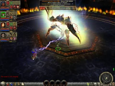 Dungeon Siege 2 BW Elite Bos Zaramoth Lv100 Fast Kill 200k Crit Fun