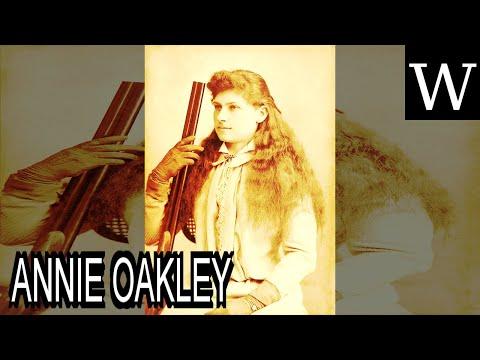 ANNIE OAKLEY - WikiVidi Documentary
