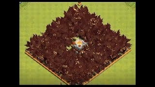 100000 Dragon attack in clash of clans OMG heaviest attack ever in coc history 2017
