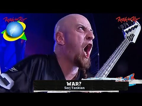 System Of A Down  War? 【Rock In Rio 2011  60fpsᴴᴰ】