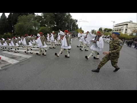 Athens Presidential Guard Syntagma Square - Προεδρική Φρουρά
