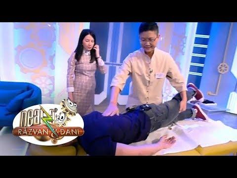 Corectarea coloanei vertebrale și a articulațiilor, prin tehnicile Zheng Gu și Tui Na