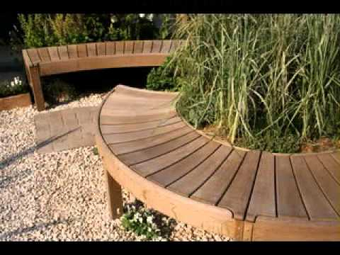 Garden seating ideas YouTube
