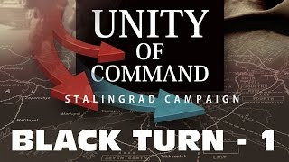 [FR] Unity of Command - Black Turn - Army Group South - 1
