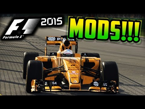 F1 2016 Renault F1 Concept - F1 2015 NOW HAS SKIN MODS!!!
