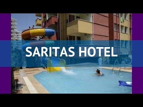 SARITAS HOTEL 4* Турция Алания обзор – отель САРИТАС ХОТЕЛ 4* Алания видео обзор