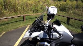 Review of the 2013 BMW R 1200 GS