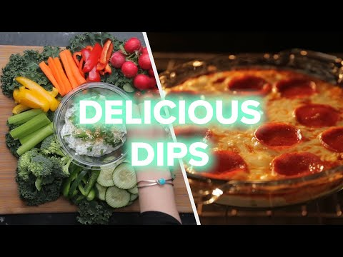 9 Hearty Dips For Your Next Party • Tasty
