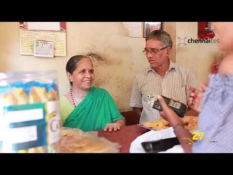 West Mambalam's Kameshwari Mess | Chennaites #90SecondDocs