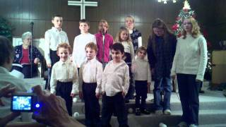 Let the Snow Come Down -- Christmas Program 2011