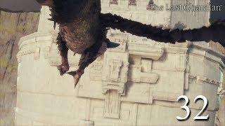 THE LAST GUARDIAN [#32] ★ Flug zum weißen Turm | Let