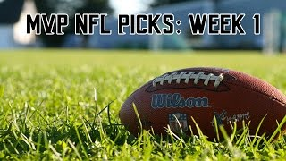 2016 NFL Week 1 Picks