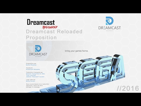 Dreamcast Reloaded - Proposition Multi-Usage (French Version)