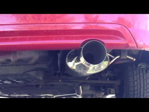 2003 Mazda Protege5 eBay Cat Back Exhaust