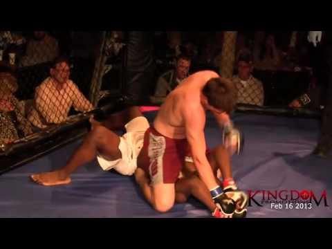 Ryan Erickson vs Chauncey Foxworth KP5 Feb 16 2013