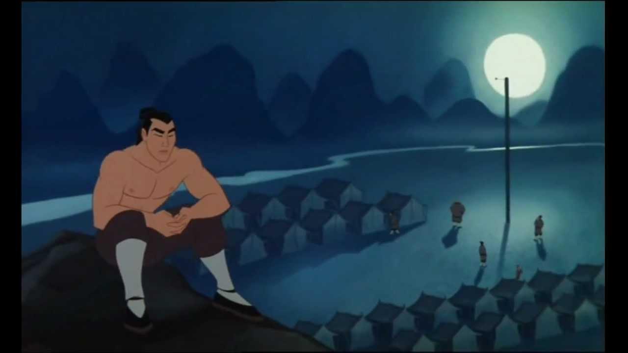 Mulan Zrobię mężczyzn z was HD