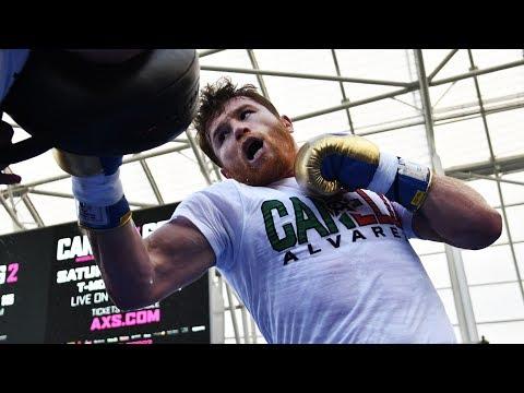 Saul Canelo Alvarez Training Motivation - I AM THE BEST