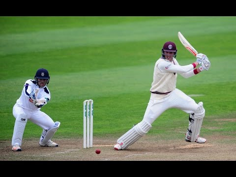 Somerset in control after strong batting day - Somerset v Hants, Day Three