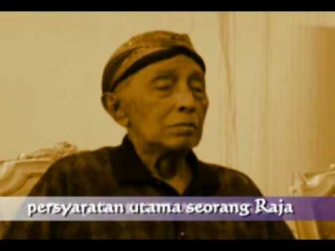 Alm. Sri Susuhunan Paku Buwono XII Soal Suksesi Kasunanan Surakarta (2) -facebook:Gustinino Channel