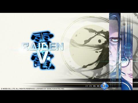 Raiden V Demo Stage 4 wJPN Subs
