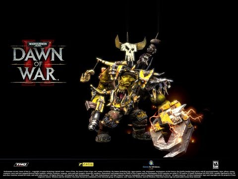 Warhammer 40,000: Dawn of War II. Ночной космодесант.
