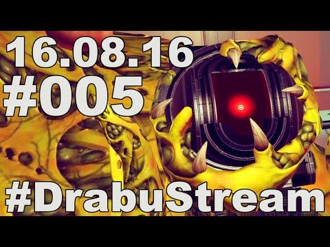 NO MAN'S SKY #005 HAL 9000? #DrabuStream 16.08.16 [Deutsch]