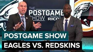 Philadelphia Eagles vs. Washington Redskins Postgame Show | 2018 Week 17