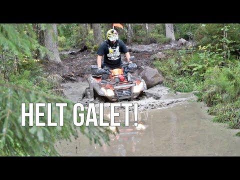 Plågar våra fyrhjulingar i den DJUPASTE leran!