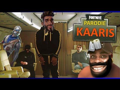 Kaaris - Bling Bling (PARODIE FORTNITE)(Feat. YNS)