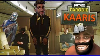Kaaris - Bling Bling (PARODIE FORTNITE)(Feat. YNS)