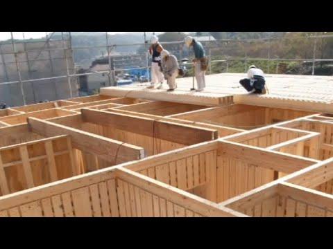 Schweizer know how f r japanischen holzbau youtube for Holzverbindungen herstellen