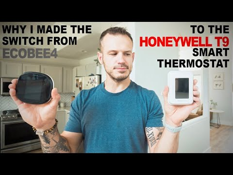 Why Honeywell Home T9 Smart Thermostat Is BETTER!