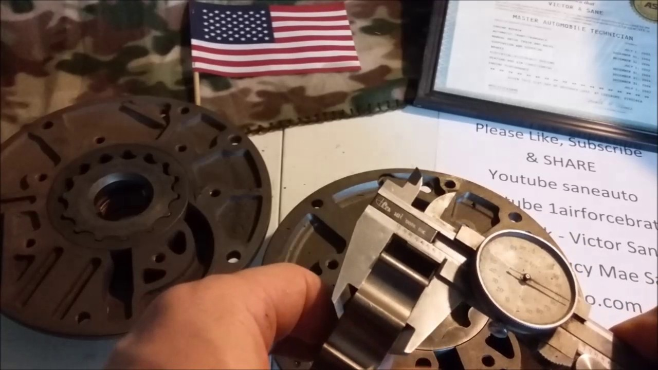 44re transmission identification