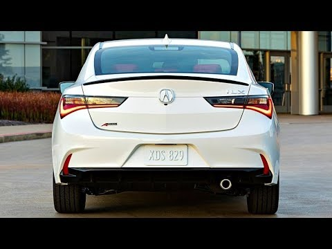Here's why 2020 Acura ILX Aspec! Is more Luxurious than its rivals! (The Interior)