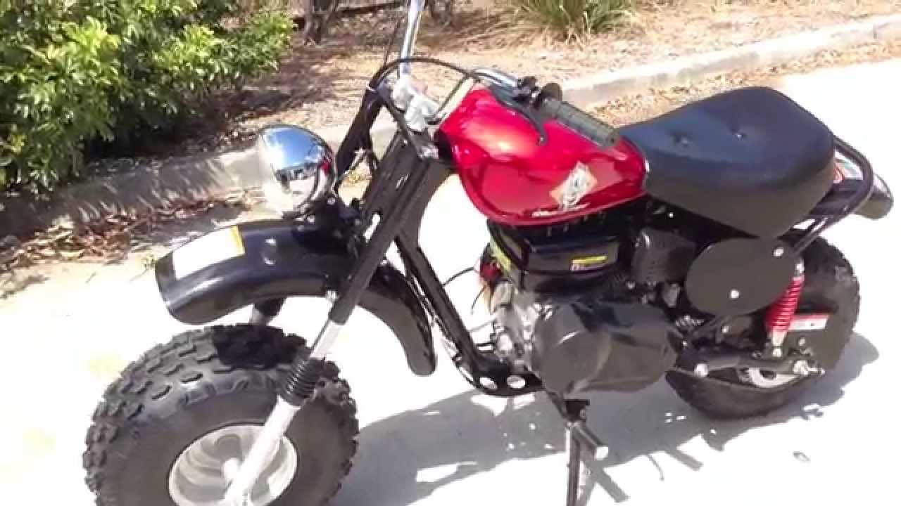 Fat tire off road motorcycle